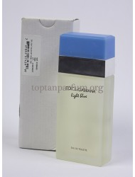 Dolce & Gabbana Light Blue women (orjinal tester) 12 dolar
