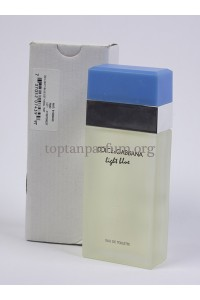Dolce & Gabbana Light Blue (orjinal tester)