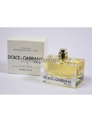 Dolce & Gabbana The One women (orjinal tester) 12 dolar