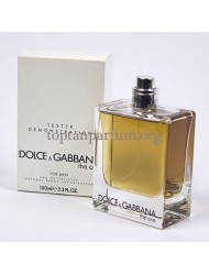 Dolce & Gabbana The One Men (orjinal tester) 12 dolar