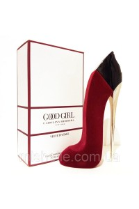 Carolina Herrera Good Girl Velvet Fatale Red 80 ml (kırmızı kadife) tester parfum
