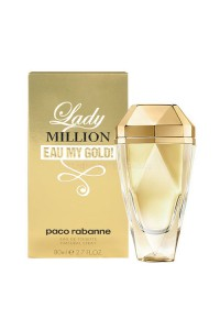 Paco Rabanne Lady Million my gold( Birebir )