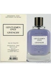 Givenchy Gentlemen Only EDT 100ml erkek  Tester parfum