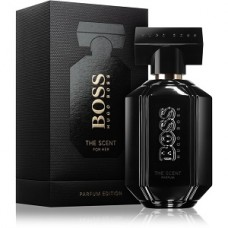 Hugo Boss The Scent Parfum Edition  black 100 ml